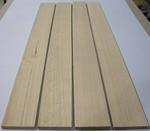 Qtr Sawn Red Oak 4/4 S2S KD - Four Pcs