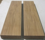 African Mahogany 12/4 S2S KD - Two Pcs