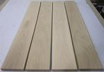 White Oak 4/4 S2S KD - Four Pcs