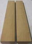 Spanish Cedar 8/4 S2S KD - Two Pcs