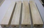 Balsawood 12/4 S2S KD Model Grade - Four Pcs
