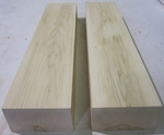 Basswood  16/4 S2S KD - Two Pcs