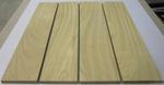 Brazillian Oak 4/4 S2S KD - Four Pcs