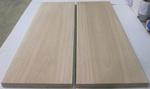 African Mahogany 8/4 S2S KD - Two Pcs