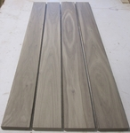 Black Walnut 4/4 S2S KD - Four Pcs