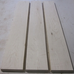 Tiger Maple 5/4 S2S KD - Three Pcs