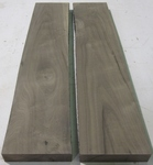 Black Walnut 8/4 S2S KD - Two Pcs