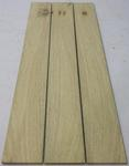 Brazillian Oak 1/4 KD - Three Pcs