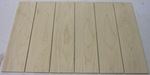 Hard Maple 3/16 KD - Six Pcs