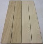 Hickory 1/4 KD - Four Pcs
