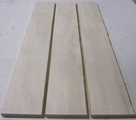 Tiger Maple 4/4 S2S KD - Three Pcs