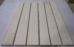 Maple Hard Romanian White 4/4 S2S  KD - Six Pcs