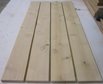 Alder (Knotty) 4/4 S2S KD - Four Pcs