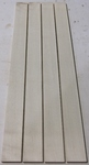 Hard Maple 3/16 KD QTR SWN- Four Pcs