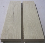 White Limba 8/4 S2S KD - Two Pcs