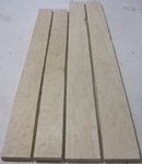 Bigleaf/Quilted Maple 4/4 S2S KD - Four Pcs