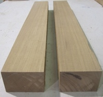 African Mahogany 16/4 S2S KD - Two Pcs