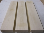 Basswood  10/4 S2S KD - Three Pcs