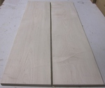 Maple Soft White 4/4 S2S  KD - Two Pcs