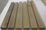Western Red Cedar 10/4 S4S KD (2x4 Net) - Six Pcs