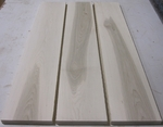 Maple Hard White 4/4 S2S  KD - Three Pcs