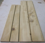 Larch 4/4 S2S KD - Four Pcs
